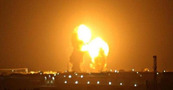 غارات إسرائيلية على غزة بعد إطلاق صواريخ من القطاع