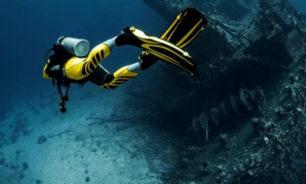 """""""واي فاي"""" تحت الماء!"""