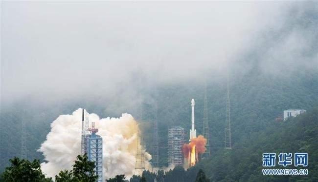 الصين تطلق آخر قمر صناعي في نظام بيدو الملاحي