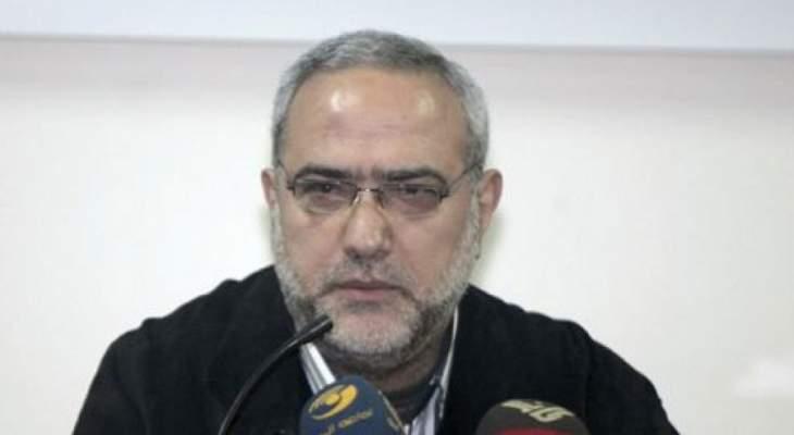 قماطي: من يخنق لبنان ويمنع المساعدات عنه هو الولايات المتحدة الاميركية