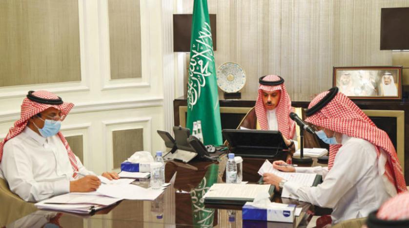 قمة عربية ـ صينية في السعودية قريباً