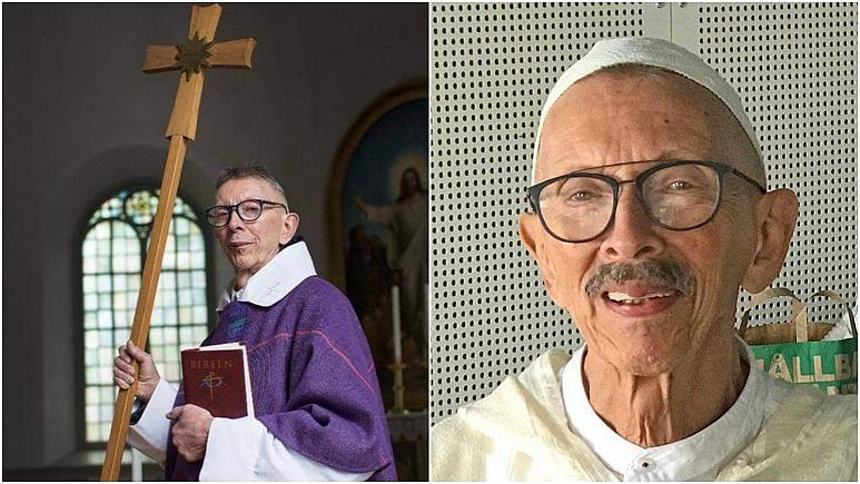 تعرف على قصة اعتناق قس سويدي للإسلام وانتقاله للعيش في المغرب بعد عمله لـ30 عاما في الكنيسة
