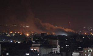 طائرات إسرائيلية تهاجم غزة وصفارات الإنذار تدوي في جنوب إسرائيل