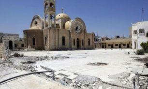 السفير البابوي في دمشق: نصف المسيحيين غادروا سوريا