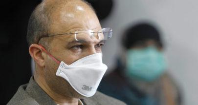 وزير الصحة: فيروس كورونا مستمر.. ويجب أن يكون هناك إقفال فعلي