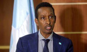 إقالة وزير الخارجية الصومالي