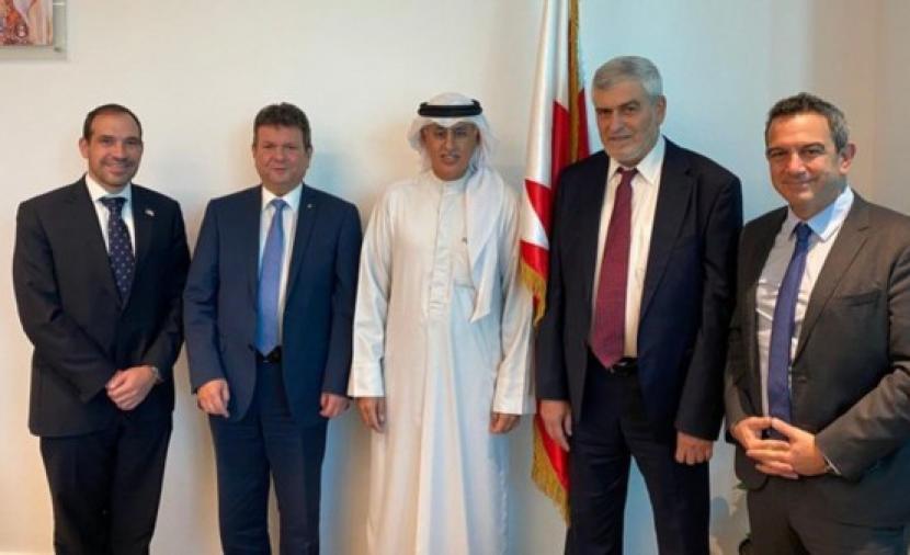 زيارة أول وفد تجاري إسرائيلي إلى البحرين