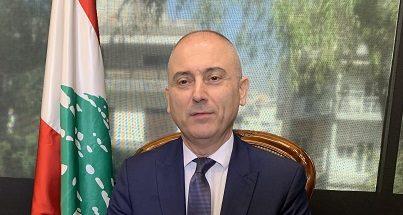 محفوض يسأل عن نشاط الطيران السوري في مطار رفيق الحريري