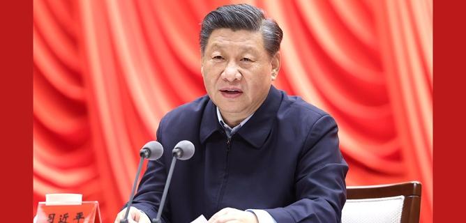 شي يحث المسؤولين الشباب على التمسك بتقاليد الحزب الشيوعي الصيني الرائعة