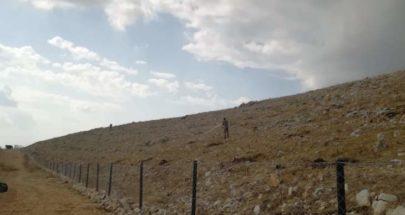 بلدية حاصبيا تمنع الدخول إلى المشروع الزراعي الذي نفذته مع جمعية شيلد