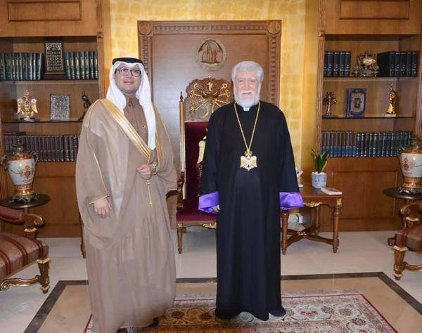 المملكة  حريصة على أمن لبنان وإستقلال قراره السياسي.