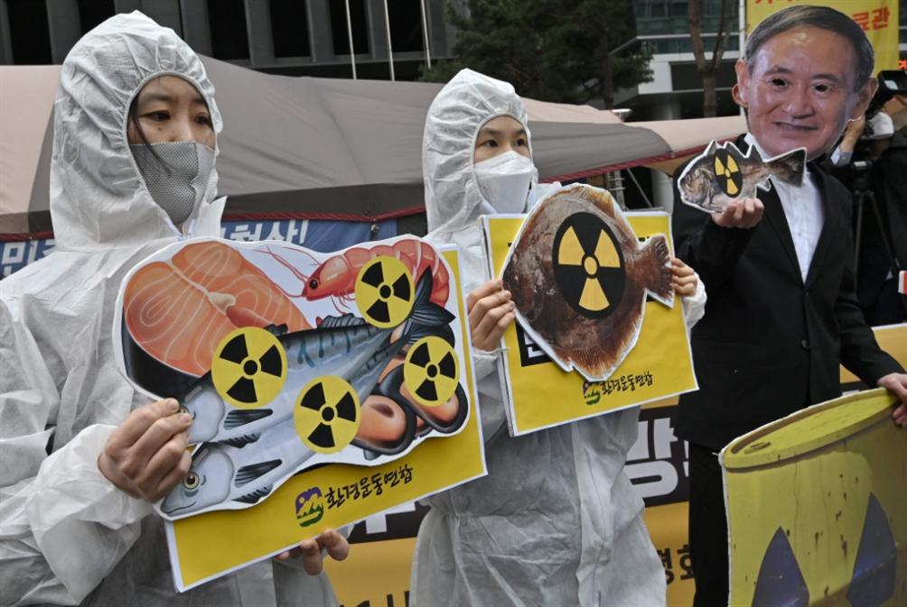 اليابان تعلن عن خطة لتصريف مياه «فوكوشيما» في المحيط