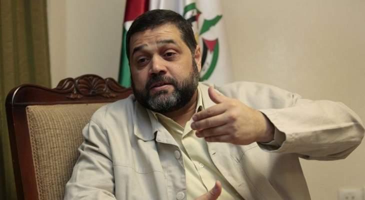 أسامة حمدان: أبلغنا الوسيط المصري أنه إن لم يتوقف العدوان على القدس سنواصل القصف