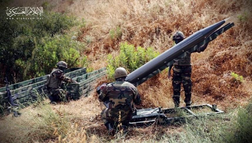 القسام تكشف عن صاروخ A120 برأس متفجر ذي قدرة تدميرية عالية
