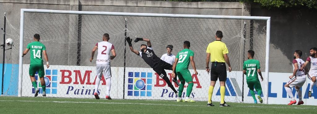 نهائي كأس لبنان غدا في جونية بين الانصار والنجمة
