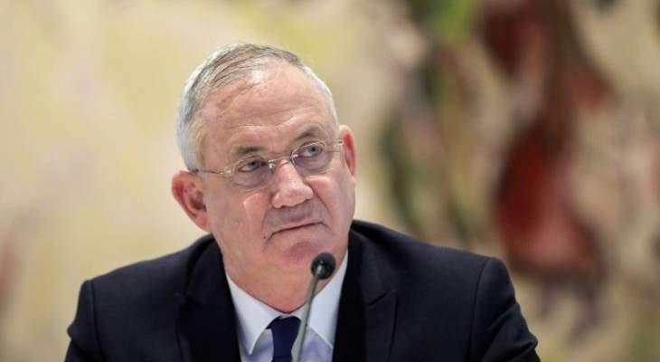 وزير الدفاع الإسرائيلي أوعز باستمرار الهجمات على قطاع غزة