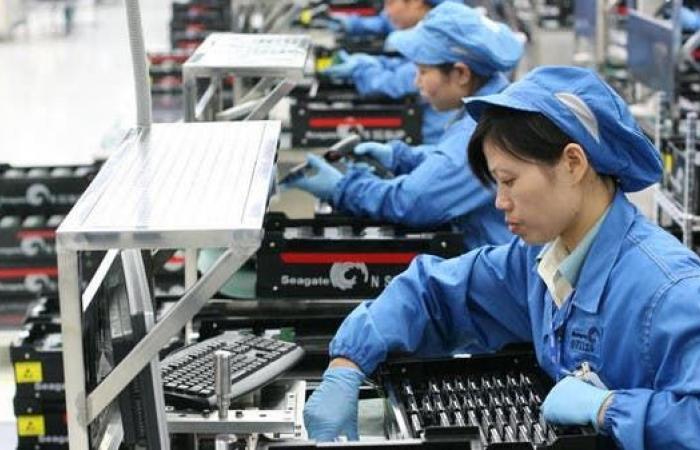 ارتفاع أسعار المكونات الصناعية في الصين بأعلى معدل منذ 2008