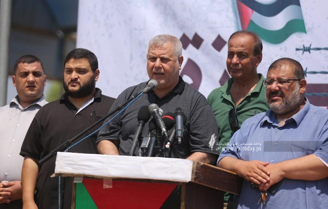 القوى الفلسطينية تحذر من استمرار الحصار الاسرائيلي على قطاع غزة
