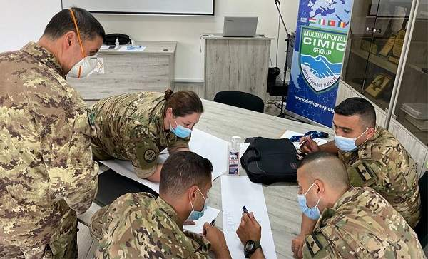 الجيش: تخريج عسكريين من مديرية التعاون العسكري - المدني