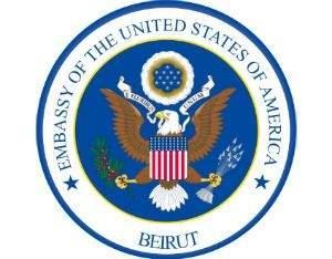 السفارة الأميركية: مسؤولون في وزارة الخزانة يزورون لبنان بين 19 و21 الحالي