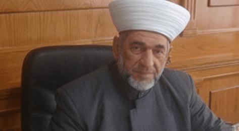 ميقاتي والحريري نعيا المفتي خليل الميس