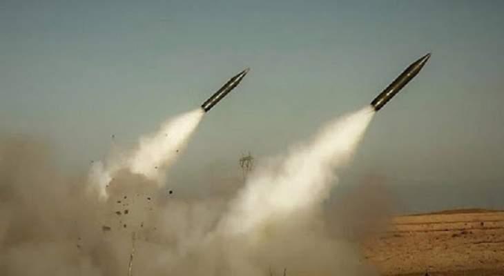 سقوط صاروخين قرب السفارة الأميركية في المنطقة الخضراء ببغداد