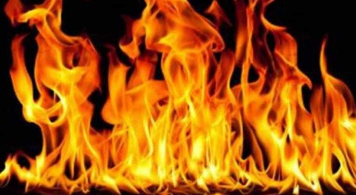 اتحاد بلديات جبل اكروم ناشد قيادة الجيش إرسال طوافات لإطفاء الحريق
