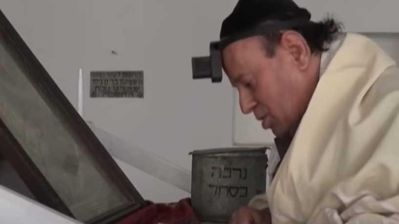 آخر يهودي في أفغانستان يقرر الرحيل