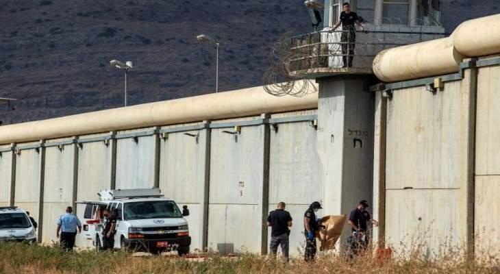 السلطات الإسرائيلية تلغي الزيارات العائلية للأسرى الفلسطينيين