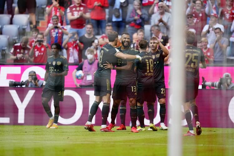 الدوري الألماني: بايرن ينتصر بسبعة أهداف!