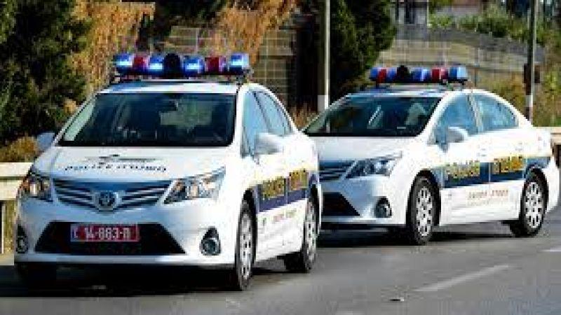 حادث دهس لشرطيين صهيونيين في مدينة نهاريا شمال فلسطين المحتلة