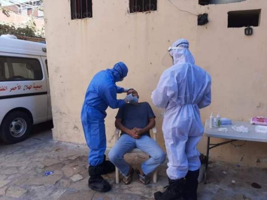 4 إصابات جديدة بكورونا في مخيمات صور
