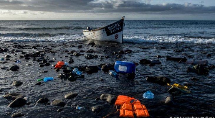 المنظمة الدولية للهجرة: نحو 800 مهاجر قضوا قبالة سواحل جزر الكناري منذ بداية العام