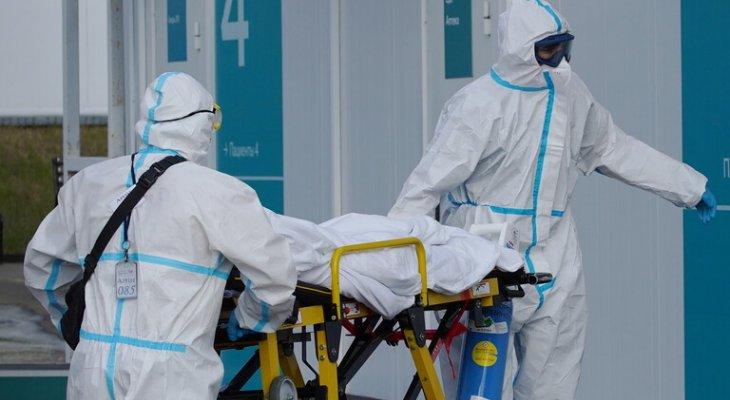 """تسجيل 852 وفاة جديدة بـ""""كورونا"""" في روسيا بأعلى حصيلة يومية منذ بدء انتشار الوباء"""